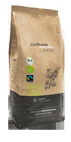 greenline Espresso - strong & expressive