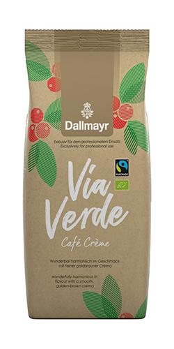 Via Verde Café Crème