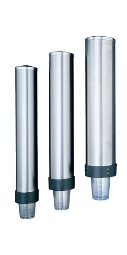 Rustfrit stål kopdispenser til vandbægere