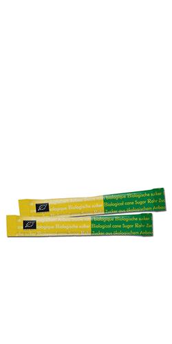 Økologiske rørsukkerpinde, 500 styk