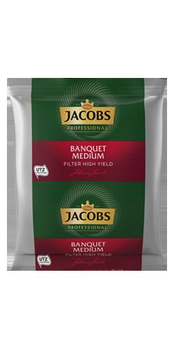 Jacobs Bankett Filterkaffe kraftig