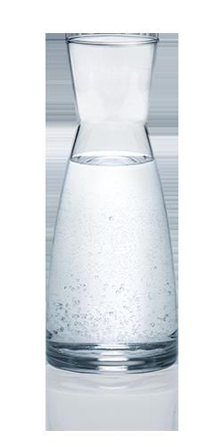 Vandkaraffel Ypsilon 1l