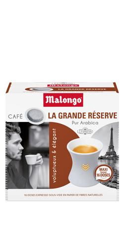 "Kaffebreve ""Grande Réserve"""