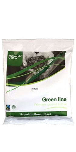Coffee Green line Premium Pouch Pack
