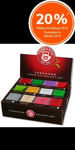 Teekanne Premium Selection