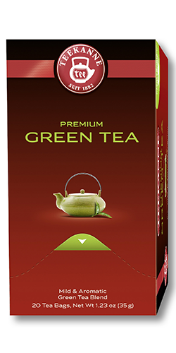 Green Tea Premium Selection