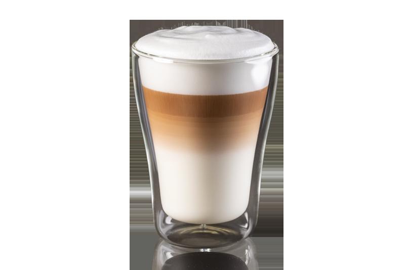 Drikke Latte Macchiato