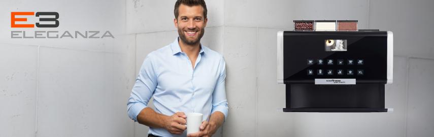 Fuldautomatiske kaffemaskine E3