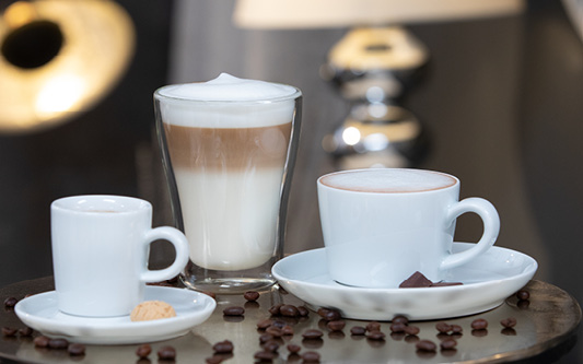 Kaffe, Latte Macchiato, Cappuccino