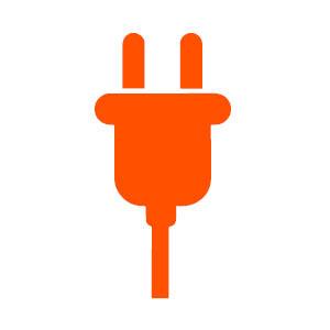 Icon strøm