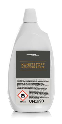 Kunststof og rustfrit stål-rengøring, 500 ml