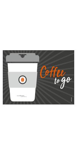 coffee perfect klistermærke